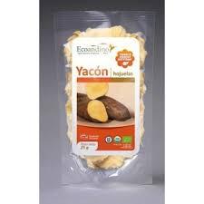 poire de terre cuisine chips de yacón poire de terre biologiques ecoandino 25g el inti
