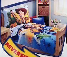 Toy Story Cot Bed Duvet Set Toy Story Bedding Ebay