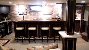 basement bar u0026 sports room mov youtube