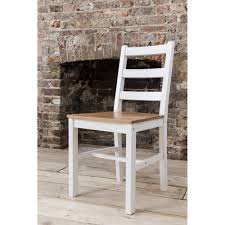 Dinner Table Chairs by Annika Dining Table With 4 Chairs In Natural U0026 White Noa U0026 Nani