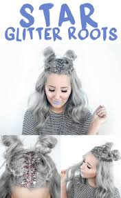 best 25 glitter roots ideas on pinterest glitter hair bestival