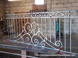 houston tx custom wrought iron railings raleigh wrought iron co