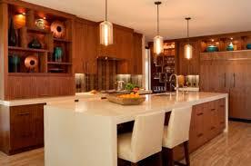 Contemporary Kitchen Islands - minimalist kitchen island simple grey stools countertops teapot
