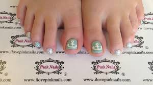 anchor toe nails images