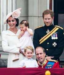 le duc la duchesse cambrdige leurs enfants