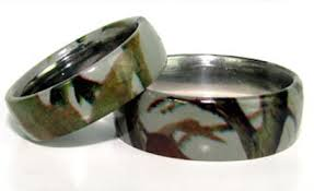 camo wedding ring sets jewelry apparel wedding rings camo wedding rings page 1