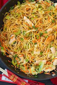 Chinese Main Dishes Easy - chicken chow mein recipe chicken chow mein chow mein and