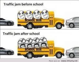 Funny Memes About School - funny memes traffic school