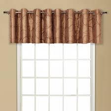 curtain co sinclair window valance 54 u0027 u0027 x 18 u0027 u0027
