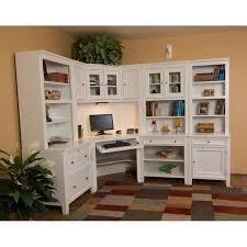 Wood Corner Computer Desk Plans by Elegant Corner Computer Desk Furniture Great Home Design Trend