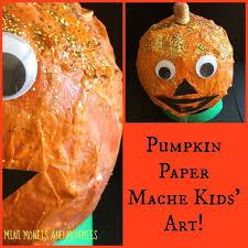 Fall Home Decor Catalogs 25 Best Paper Mache Pumpkin Ideas On Pinterest Diy Halloween