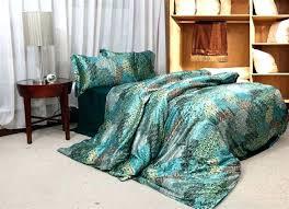 Silk Duvet Set Silk Bedspreads Quilts Silver Satin Comforter Bedding Set King