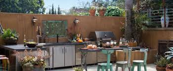 durable materials for outdoor kitchen cabinets