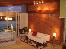 Modern Living Room Design Ideas Exposed Brick All Design Idea