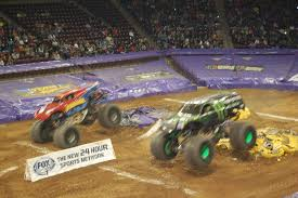 monster jam experience sponsored