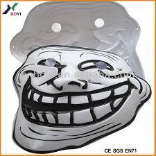 Troll Meme Mask - halloween 3d embossed face mask meme troll mask buy meme troll