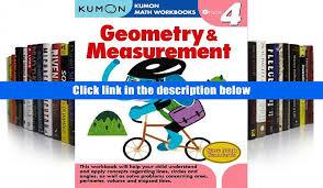 free download geometry measurement grade 4 kumon math