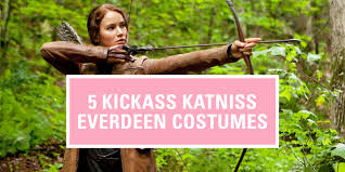the hunger games halloween costume image gallery katniss everdeen costume