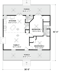 how big is 1000 square feet cabin floor plans under 1000 square feet great building plans 500