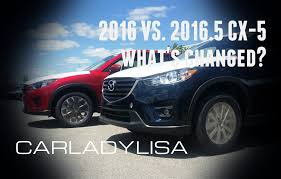 mazda canada suv 2016 vs 2016 5 mazda cx 5 what u0027s changed canadian specs