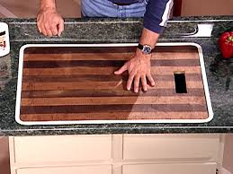 replacement cutting boards for kitchen cabinets cutting board 101 video diy
