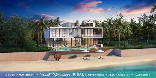 Micro Mansions by Frank Mckinney U0027s Final Masterpiece 3492 S Ocean Frank Mckinney