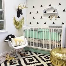 chambre bébé tendance 18 styles déco pour la chambre de bébé chambres bébé bébés noirs