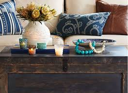 Coffee Table Decor How To Decorate A Coffee Table Pottery Barn