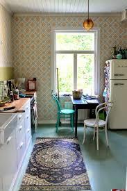 Retro Kitchen Design 20 Vintage Kitchen Decorating Ideas Design Inspiration For Retro