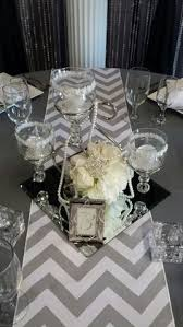centerpieces with mirrors mirror bases accessories wedding