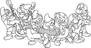 snow white merry christmas coloring christmas coloring