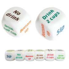 aliexpress com buy mengxiang funny drink decider dice