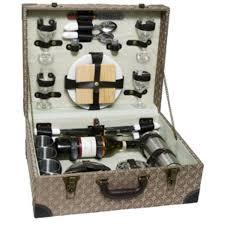 picnic basket set for 4 23 best lawn gear images on picnics picnic baskets