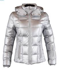 wintersport online shop bogner women mabel d jacket silver