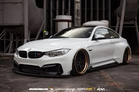 bmw slammed heavily modified bmw m4 coupe slammed to the ground u2014 carid com