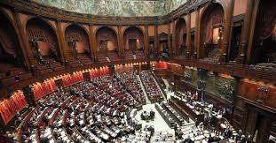 parlamento seduta comune il calendario parlamentare in aula la legge sanitaria omnibus