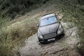 bentley bentayga truck bentley takes the bentayga u201coff road u201d u2013 video