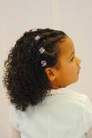 cute short hairstyles for bi racial hair styling for little girls with very curly hair all about the hair