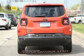green jeep patriot 2017 2017 jeep patriot mule spied testing with renegade body