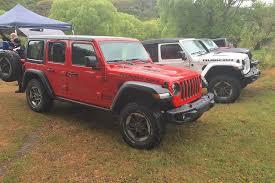 2018 jeep wrangler redesign 2018 jeep wrangler first drive u2013 blog car 2018