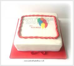 bespoke corporate cakes jude u0027s cakery bakery manchester