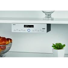 radio de cuisine radio de cuisine digital bluetooth aeg krc 4368 dab le petit patron