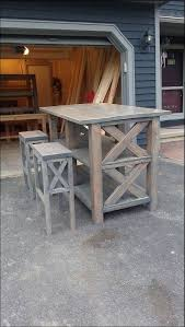 Kitchen  High Table And Chairs High Top Table Set Dining Room - Butcher block kitchen tables and chairs
