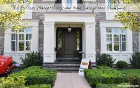 Front Door Com Sweepstakes Desire To Decorate The Princess Margaret Welcome Home Sweepstakes