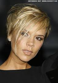 Bob Frisuren Kurz Blond by Beckham Mit Stylischem Kurz Bob Blond Frisuren Bilder