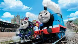 thomas tank engine toys