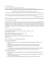 45 Best Teacher Resumes Images by Ed Teacher Resume Sample Page 1