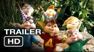 alvin and the chipmunks chip wrecked 2011 trailer hd