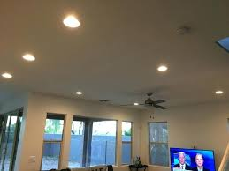 halo recessed lighting 6 inch installed some new 6 inch led recessed lighting in the living