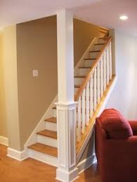 Stairs To Basement Ideas - open stairwell wall he u0027s going to that i found this for